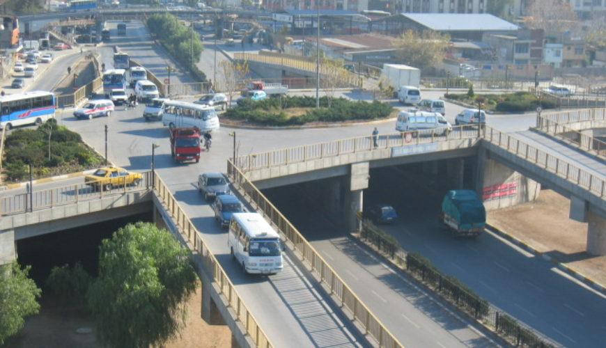 Adana İli Köprülü Kavşak ve Üst Geçit Köprüleri
