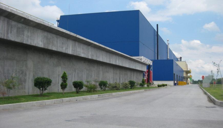 ASAŞ Alüminyum Folyo İmalatı ve Levha Kesme Fabrikası