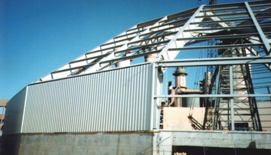 Batı Anadolu Çimento Fabrikası – Kömür Homojenizasyon Tesisi