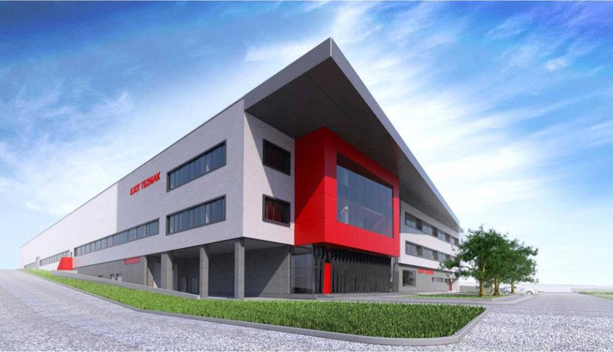 Ejot Tezmak Bağlantı Elemanları Üretim Fabrikası ve Yönetim Binası