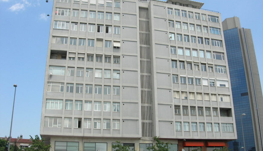 Emlak Bankası Apartmanı