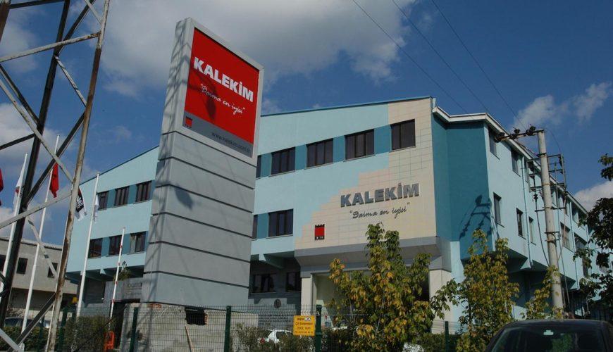 Kalekim Firüzköy Fabrikası