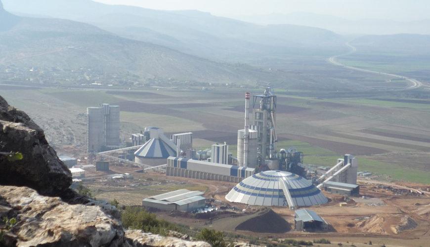 KÇS Kahramanmaraş Çimento Fabrikası