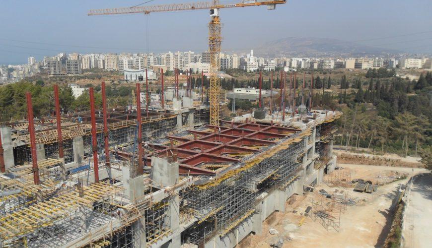 Lübnan Üniversitesi Kuzey Kampüsü Mühendislik ve Güzel Sanatlar Fakültesi