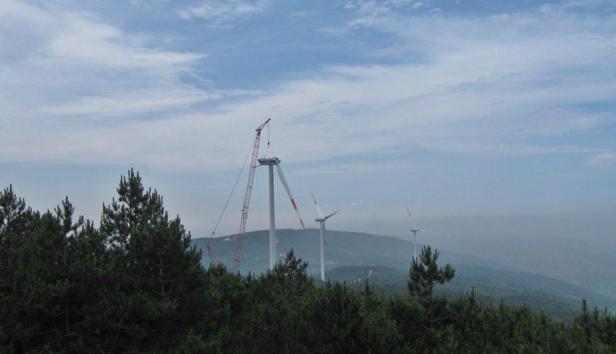 Rüzgar Enerji Santrali Temel Projeleri