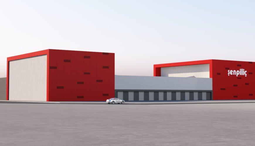 Şenpiliç Osmaniye Fabrikası
