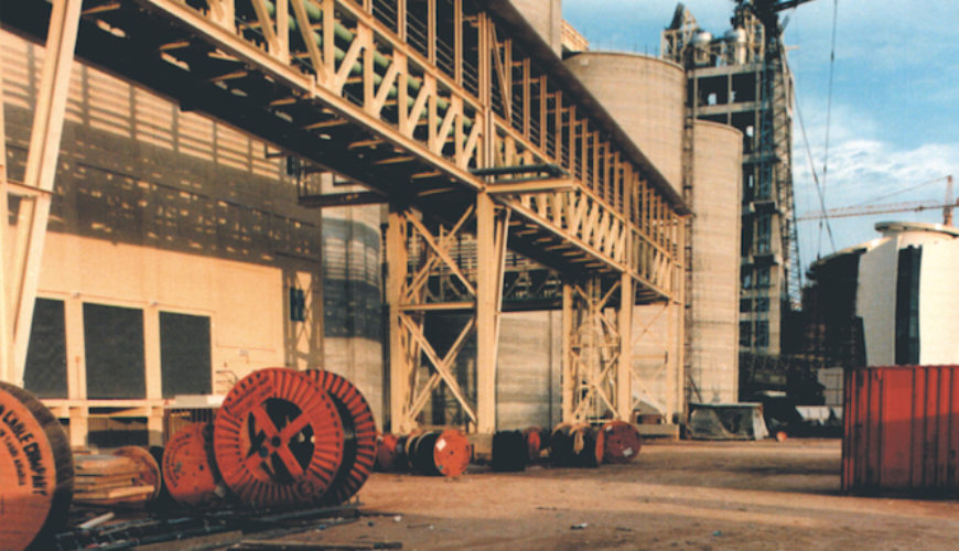 Yanbu Çimento Fabrikası
