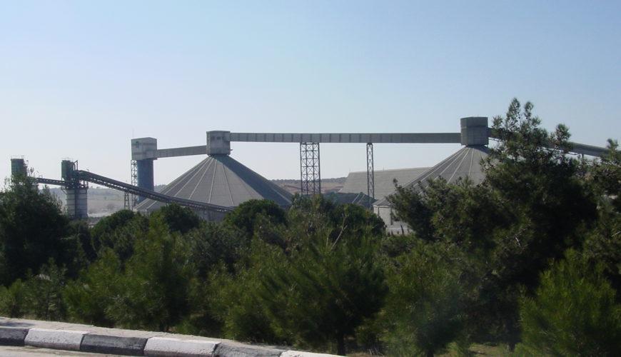 Akçansa Çimento Çanakkale Factory