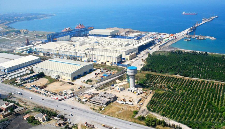 MMK Atakaş Dörtyol Demir & Çelik Tesisi