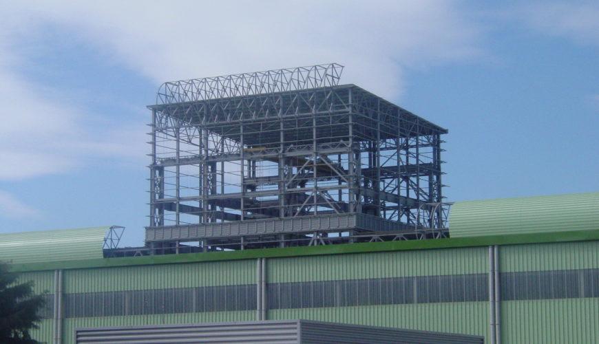 Borcelik Gemlik Steel and Iron Plant