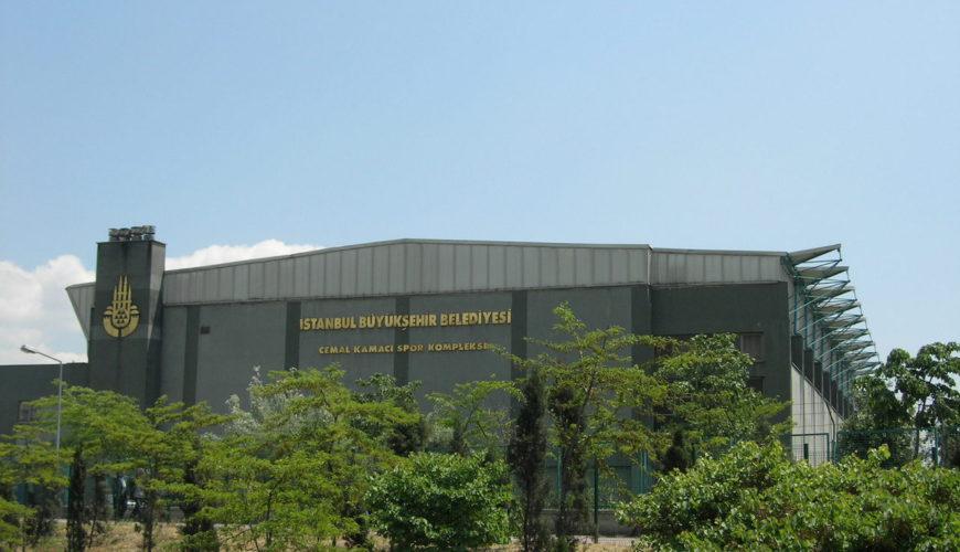 İstanbul Büyükşehir Belediyesi Cemal Kamacı Spor Kompleksi