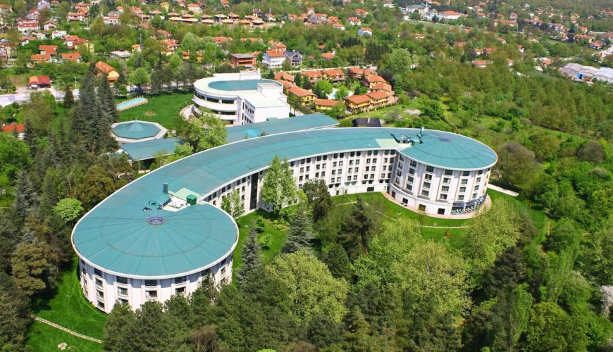Gural Sapanca Wellness Park, SPA