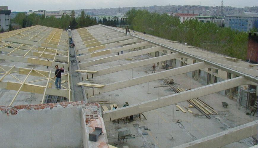 Karstadd-Quell / Alka İstanbul Merkez Binası