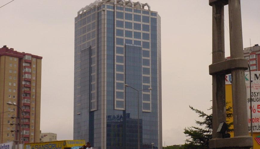 Nurhan Kınayman İş Merkezi