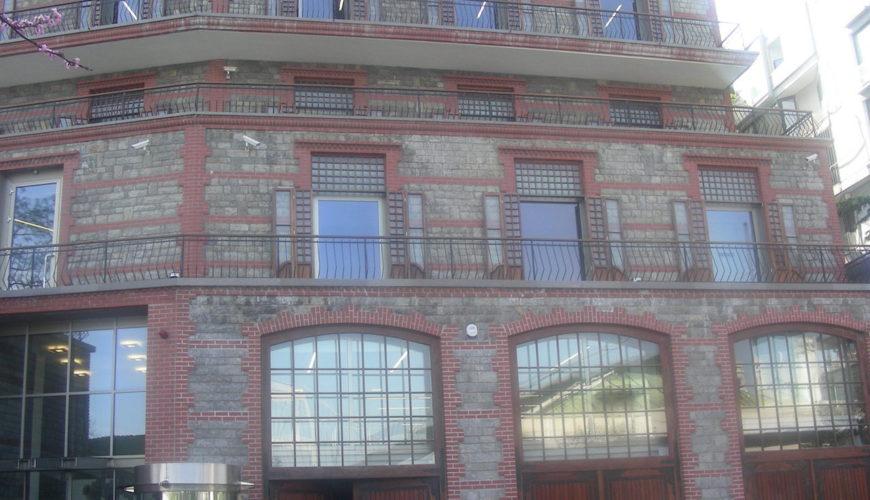 Borusan Holding Merkez Binası, Perili Köşk
