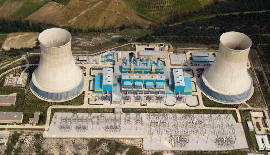 Bursa Teaş Doğalgaz Combined Cycle Power Plant