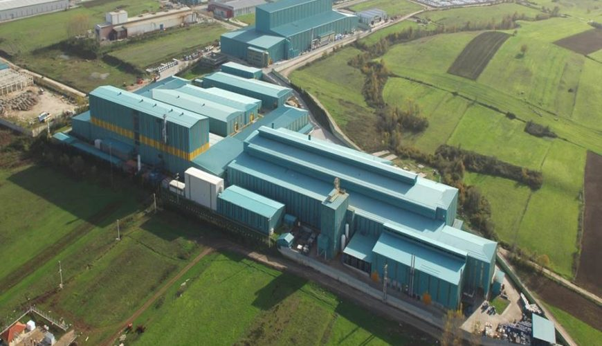Tezcan Galvaniz – Aslanbey Fabrikası